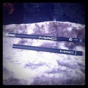 MAC eyeliners